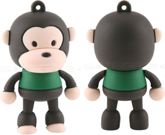 USB Baby Monkey Flash Drive