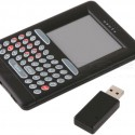 Wireless Handheld USB Keyboard and Touchpad