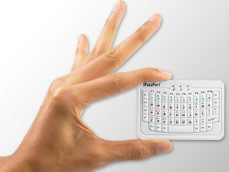 Ultra-Tiny Bluetooth Keyboard