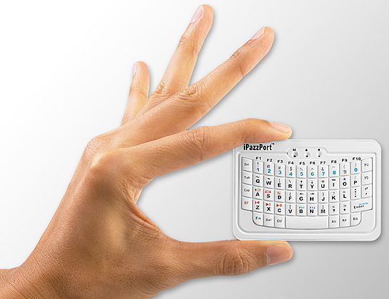 Ultra-Tiny Bluetooth Keyboard