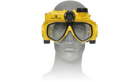 Underwater Digital Camera Mask