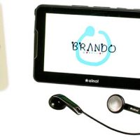 Portable Multimedia Player with 4.3-inch LCD