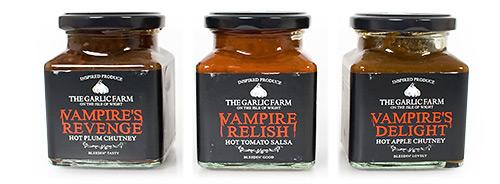 Vampire Chutney Gift Pack