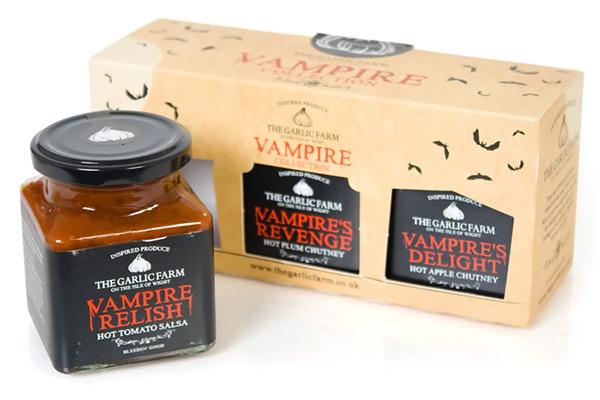 Vampire Condiment Gift Pack