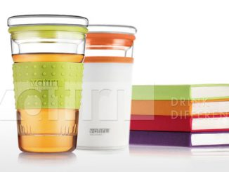 Vatiri Heat-Resistant Glass Teacups