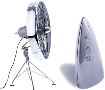Remote Controlled Venti Fan
