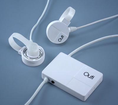 Vibe Body Sound Headphones
