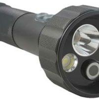 Flashlight with Video Camera