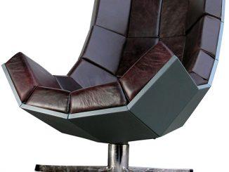 Star Trek Original Series Captain S Chair Replica