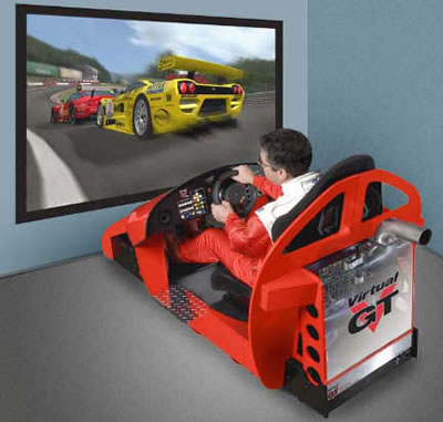 Cart Auto Racing on Auto Racing Simulator    Since    The World   S Most Advanced Racing