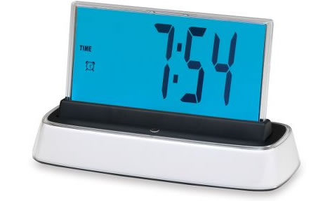 Voice Interactive Alarm Clock