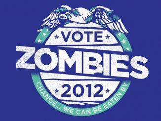 Vote Zombies 2012