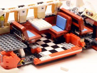 VW Camper Lego Set