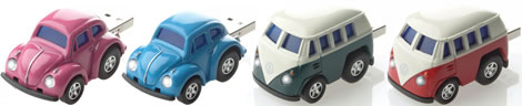 VW USB Memory Sticks