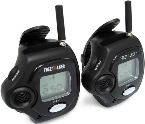 Walkie Talkie Watches