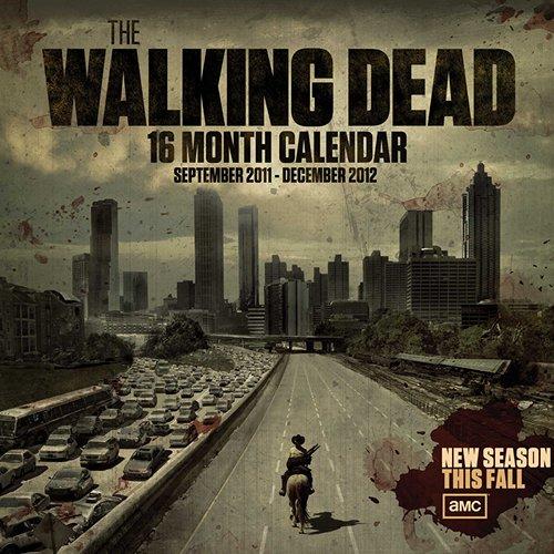 The Walking Dead Calendar