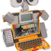 Wall-E Learning Laptop