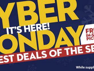 Walmart Cyber Monday Deals 2015