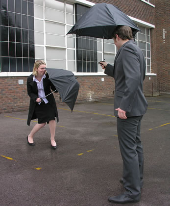 Water Pistol Umbrella