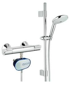 Water Powered Shower Radio
