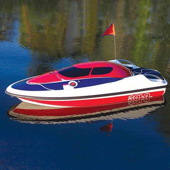 Water Ski Tow Boat