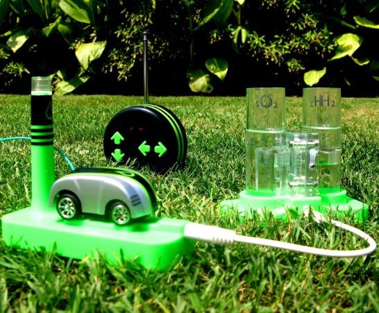 Water Powered R/C Car