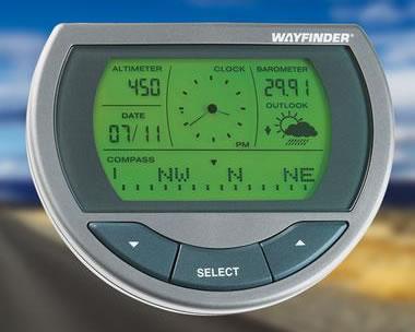 Wayfinder V7500 Compass