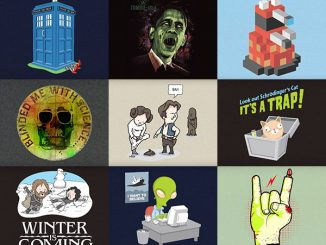 Win a New T-Shirt for Every Day of the Week