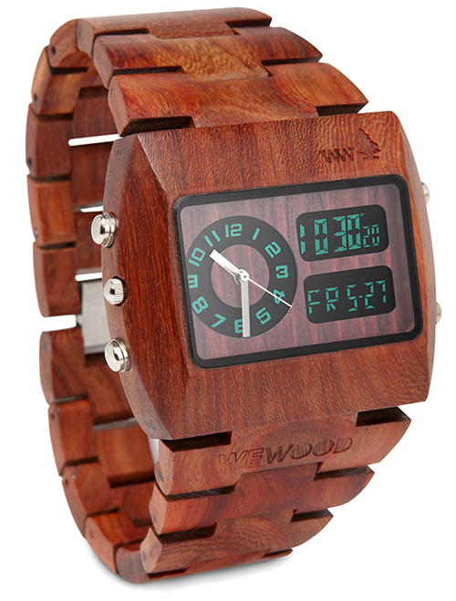 WeWood Chrono Watch