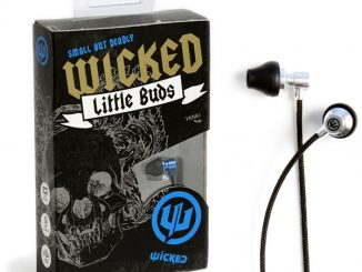 Wicked Little Buds Earphones