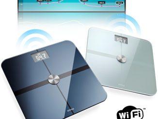 Wi-Fi Bathroom Scale
