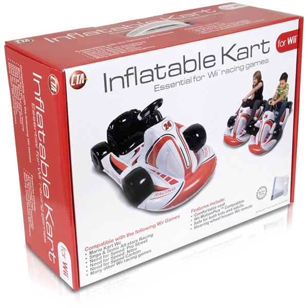 Wii Inflatable Kart