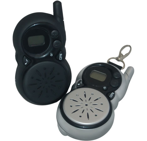Wind-Up Walkie Talkies