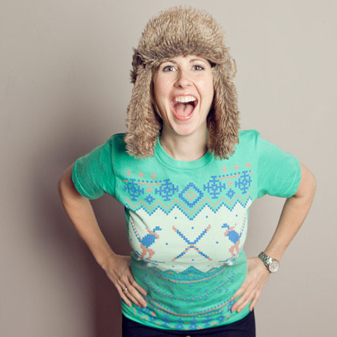 Winter Ugly Sweater T-Shirt