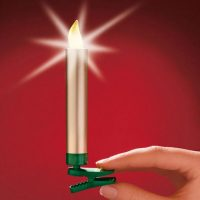 Wireless Christmas Tree Candle