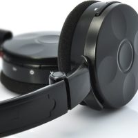 Wireless Headphones MP3 Player