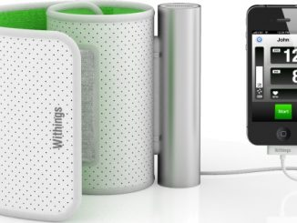 iPhone Blood Pressure Monitor