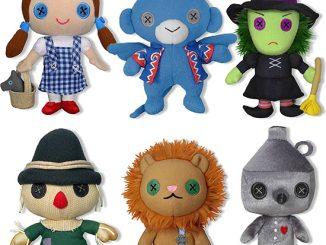 Wizard of Oz Plush Toys