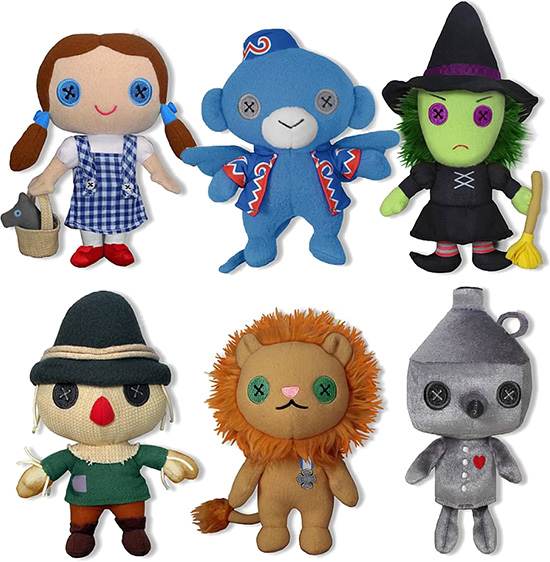 Wizard of Oz Plush Toys