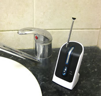 Wireless Bathroom Speaker