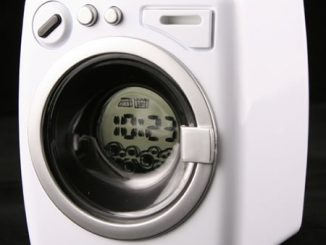 USB Washing Machine Alarm Clock