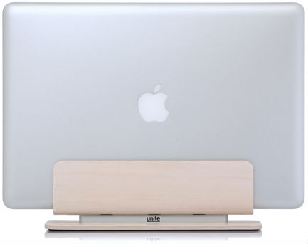 WoodServe Wooden Laptop Stand