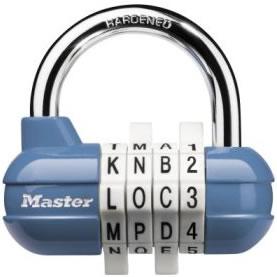 Word Password Combination Lock