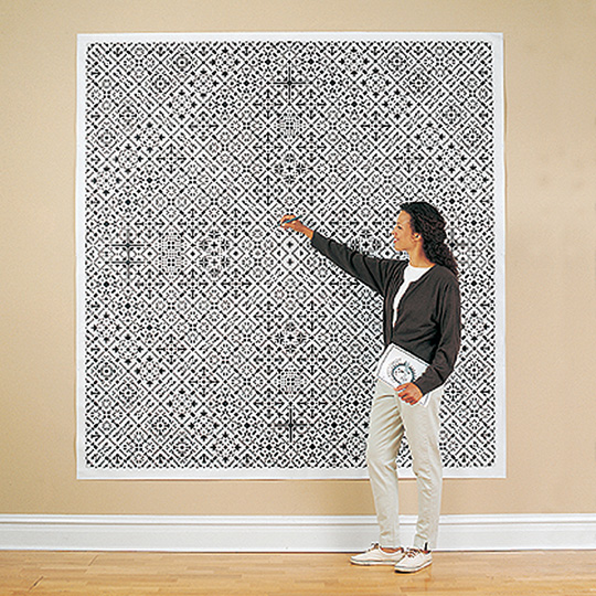Worlds Largest Crossword Puzzle