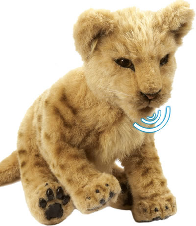 WowWee Alive Robot Lion