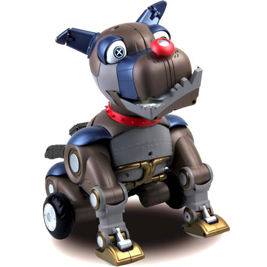 how to get robot dog in sims freeplay