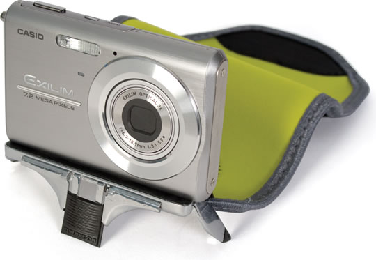 Wrap-Up Camera Tripod