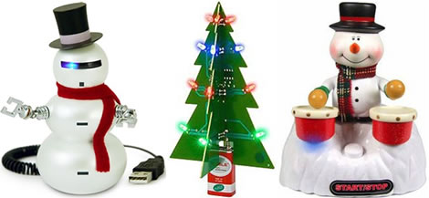 Top 10 Christmas Gadgets for Geeks