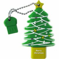 Christmas Tree USB Flash Drive