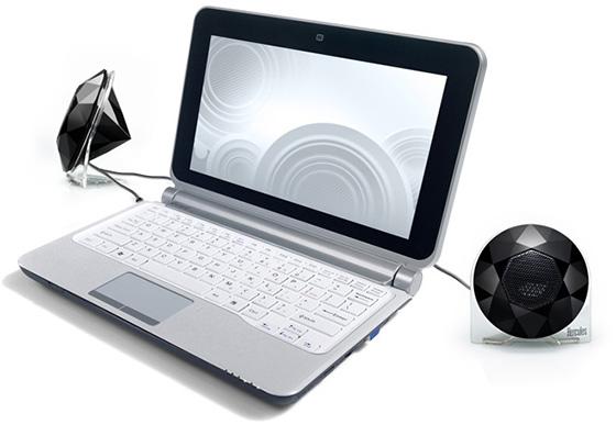XPS Diamond USB Speakers